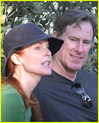 Marcia Cross's Husband Diagnosed With Cancer
