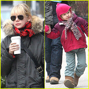 Michelle Williams: Coffee Run Regular