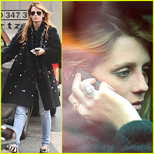 Mischa Barton is Lost in Paris