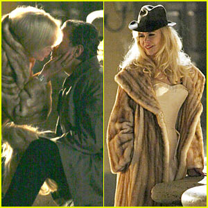 Nicole Kidman &#038; Daniel Day-Lewis: Kiss Kiss