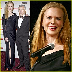 Nicole Kidman: G'Day Australia!