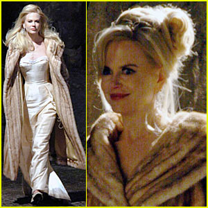Nicole Kidman: Movie Musical Madness
