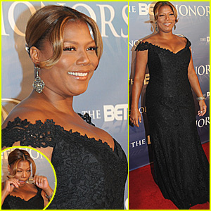 Queen Latifah Has Something in Her Eye