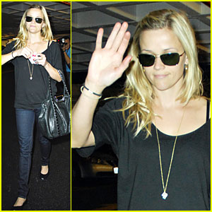 Reese Witherspoon: Talk to the Hand!