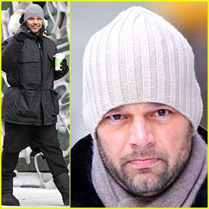 Ricky Martin: I Cried Tears of Joy!