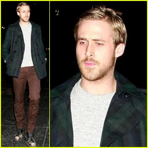 Ryan Gosling's Car Gets Broken Into
