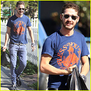Shia LaBeouf: Bless You Boys!