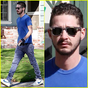 Shia LaBeouf: Iced Tea & Sympathy