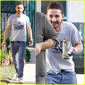 Shia LaBeouf: Hide & Peek