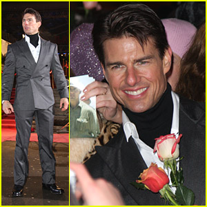 Tom Cruise Rules In Russia