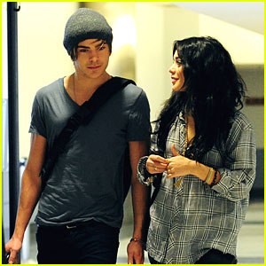 Zac Gets Goofy, Vanessa Jokes Jasmine