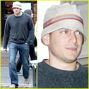 Wentworth Miller is a Grove Guy