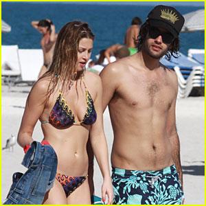 Whitney Port & Jay Lyon: Beach Buddies