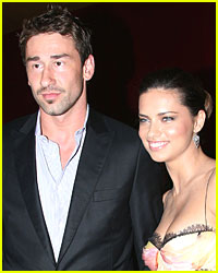 Adriana Lima is Married to Marko