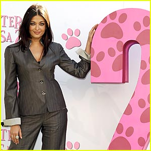 Aishwarya Rai: La Pantera Rosa!