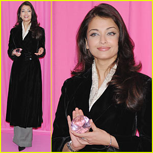Aishwarya Rai: Pink Diamond Darling