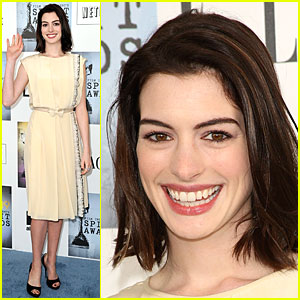 Anne Hathaway - 2009 Spirit Awards
