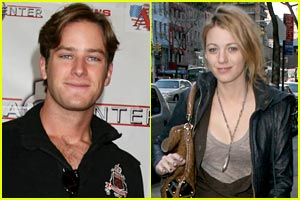 Armie Hammer & Blake Lively Team Up