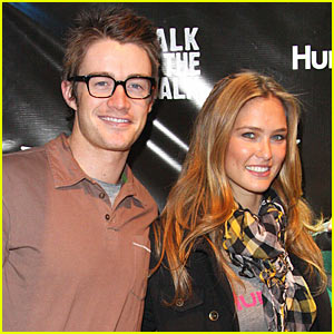 Bar Refaeli & Robert Buckley Heat Up Hurley