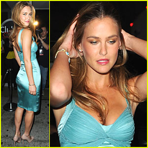 Bar Refaeli is Party Pretty