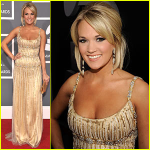 Carrie Underwood - Grammys 2009