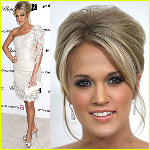Carrie Underwood: Oh Oscar!
