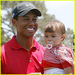 Charlie Woods: Tiger Woods' New Son!