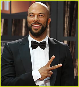 Common Interview -- JustJared.com Exclusive