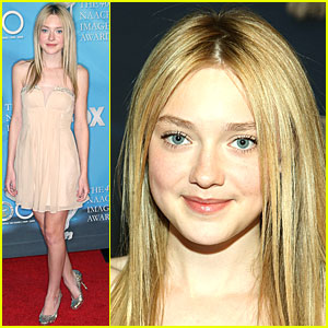 Dakota Fanning is a Cute Coraline