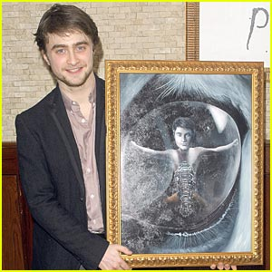 Daniel Radcliffe: Portrait Peppy