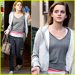 Emma Watson Gets Accepted Into Yale?