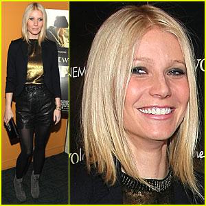 Gwyneth Paltrow is a Landmark Lover