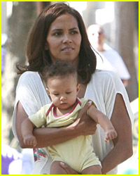 Halle Berry Wants More Kids