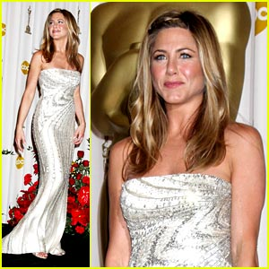 Jennifer Aniston -- Oscars 2009