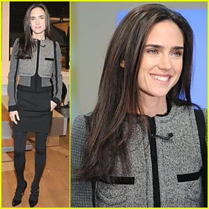 Jennifer Connelly is Early Show Chic