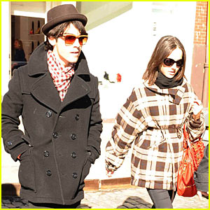 Joe Jonas & Camila Belle: Meatpacking Mates