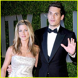 John Mayer Gives Jennifer Aniston