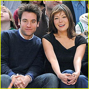 Josh Radnor & Lindsay Price: New Couple!