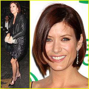 Kate Walsh Goes Green Gorgeous