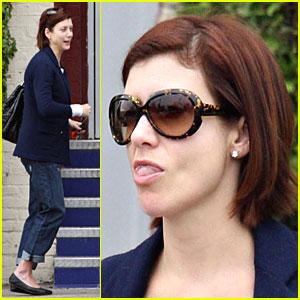 Kate Walsh Has a Tasty Tongue