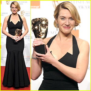 Kate Winslet is BAFTA Beautiful