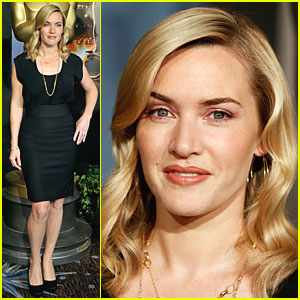 Kate Winslet is Back to Black