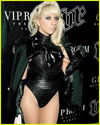 Lady GaGa is Bodysuit Bold