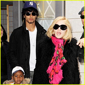 Madonna, Jesus and the Kabbalah Kids