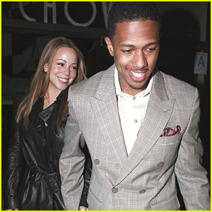 Mariah Carey & Nick Cannon's Dinner Date