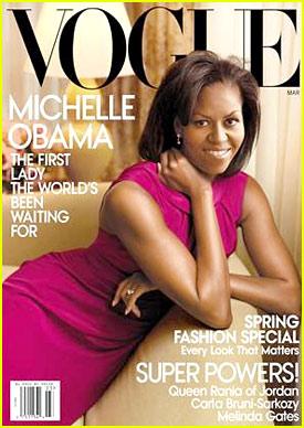 Michelle Obama Covers