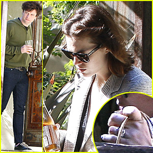 Mandy Moore and Ryan Adams: Is That The Ring?