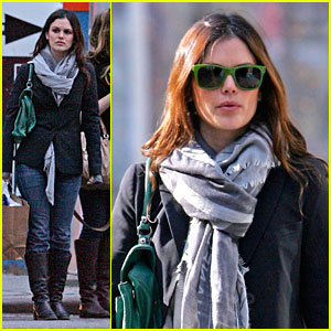 Rachel Bilson: East Side Shopping Spree