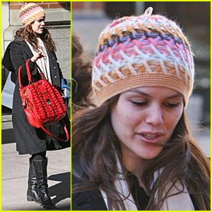 Rachel Bilson Has February Fashion