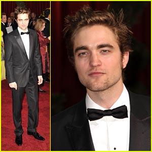 Robert Pattinson -- Oscars 2009